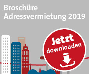 Download Broschuere Adressvermietung 2019