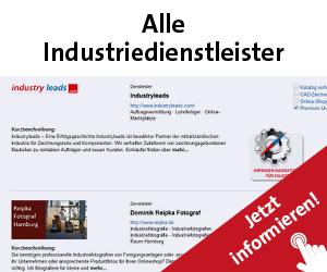 Marktübersichten Technik und Einkauf alle Industriedienstleister