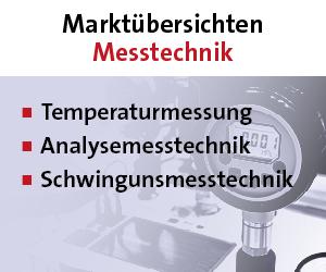 Marktübersichten Messtechnik